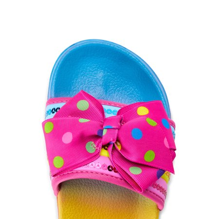 Jojo Siwa Slide Sandal (Little Girls & Big Girls)