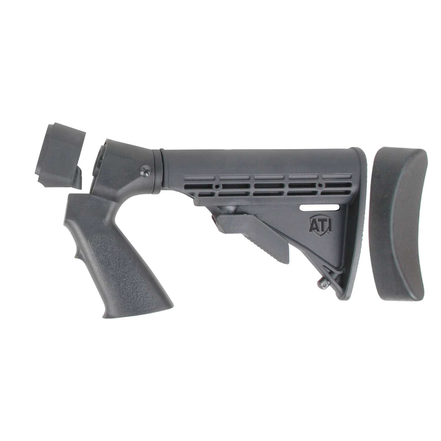 ATI ATI Remington 7600 Six Position Shotgun Pistol Grip Stock