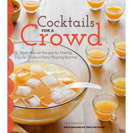 Cocktails for a Crowd - eBook