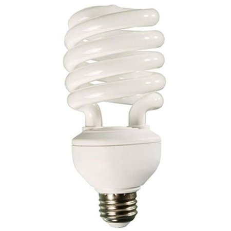 15000 Hour Compact Fluorescent Lamp (Agrobrite FLC32D Compact Fluorescent Spiral Grow Lamp, 32 Watt, 6400K, Produces 1800 lumens and will last an average of 10,000 hours By Hydrofarm)