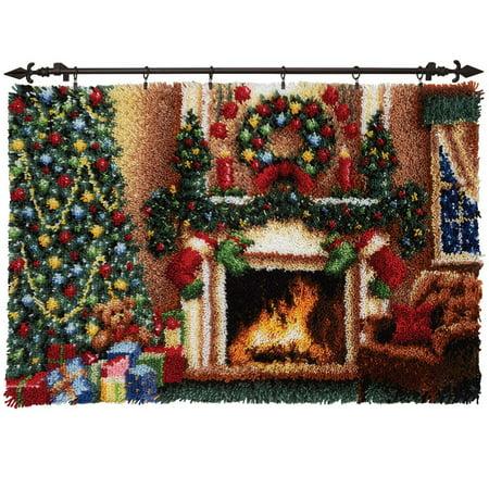 Herrschners® Christmas Eve Rug Latch Hook Kit ()
