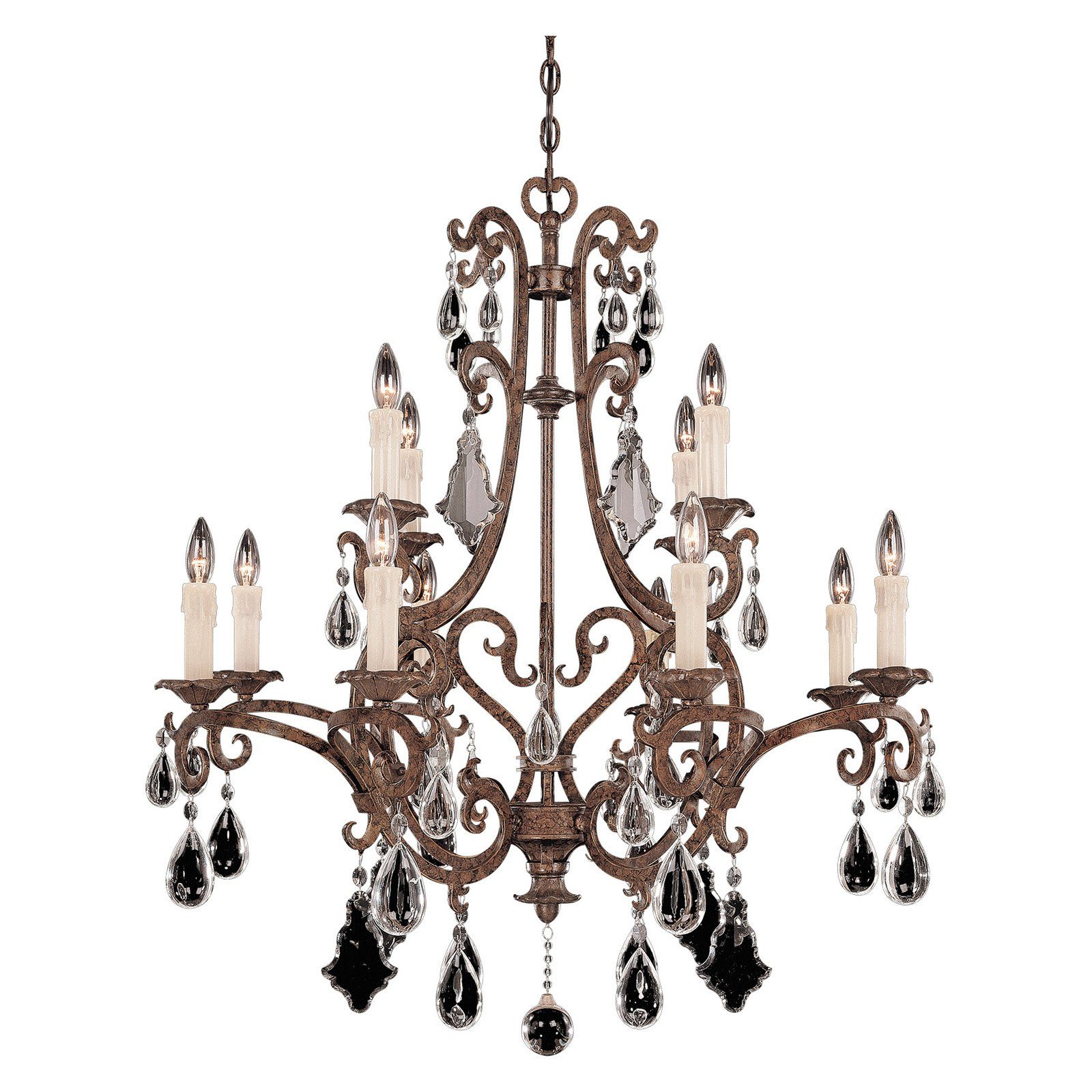 Savoy Home Florence 1-1403-12-56 Chandelier