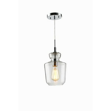 Woodbridge Lighting Sonya 1 Light Jar Pendant