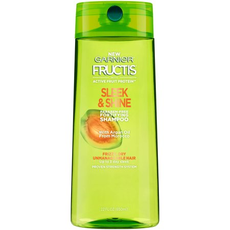 Garnier Sleek and Shine Shampoo, 22 fl oz