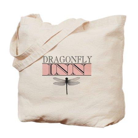 Lobster Inn Bag (CafePress - Dragonfly Inn - Natural Canvas Tote Bag, Cloth Shopping)
