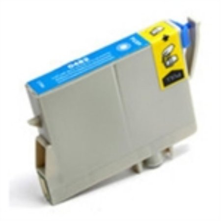 AIM Remanufactured Replacement - Remanufactured to CTGEPC78220-US Cyan Inkjet - Equivalent to T078220 - Generic
