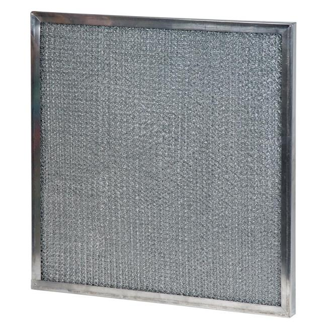 Filters-NOW GMC20X20X0.25 20x20x0.25 Metal Mesh Carbon Filters Pack of - 2