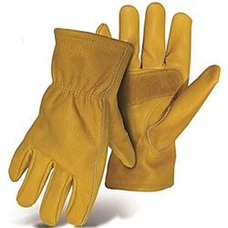 Boss 4627766 6039L Prem Rancher Glove with Palm Patch, Large