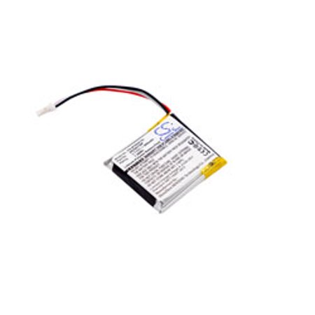 Replacement for BUSHNELL NEO GHOST replacement battery