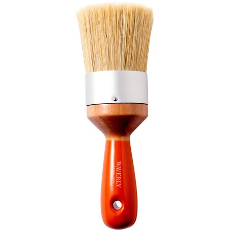 Waverly Inspirations Brush for Matte Chalk Finish Acrylic Paint, 1 (Chalk Paint Made With Plaster Of Paris)