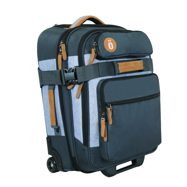 ORBEN 21 inch Casual Rolling Upright Luggage