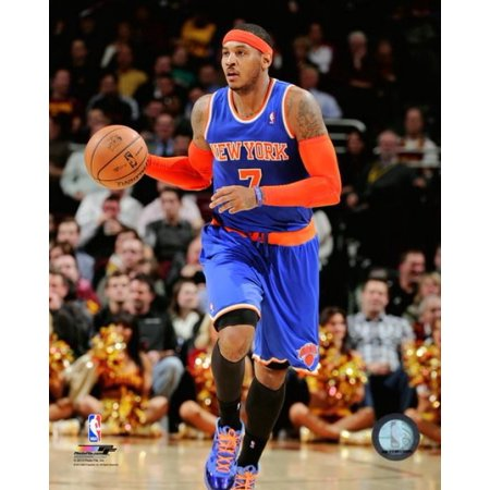 Carmelo Anthony 2013-14 Action Photo (Carmelo Anthony Style)