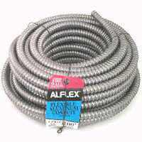 CONDUIT FLEX ALUM 3/8IN X 50FT