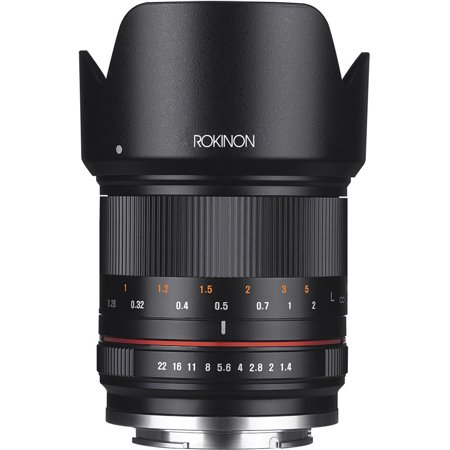 Rokinon 21mm f/1.4 Compact Wide Angle Lens (for Sony Alpha E-Mount (Compact Camera Wide Angle Lens)