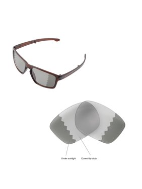 f54aa6ff6be Product Image Walleva Ice Blue Polarized Replacement Lenses for Oakley  Sliver F Sunglasses