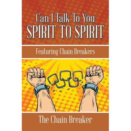 I Spirit Halloween (Can I Talk to You Spirit to Spirit -)