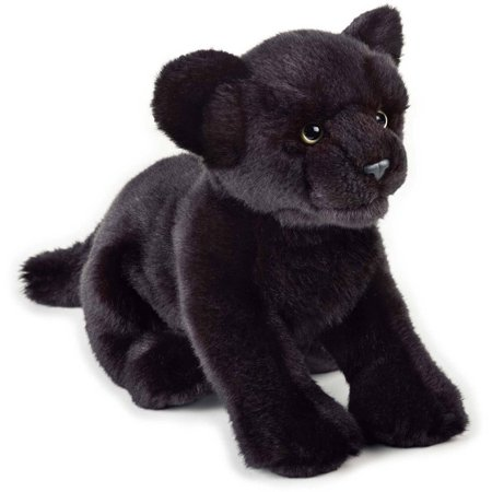 Lelly National Geographic Plush  Black Panther