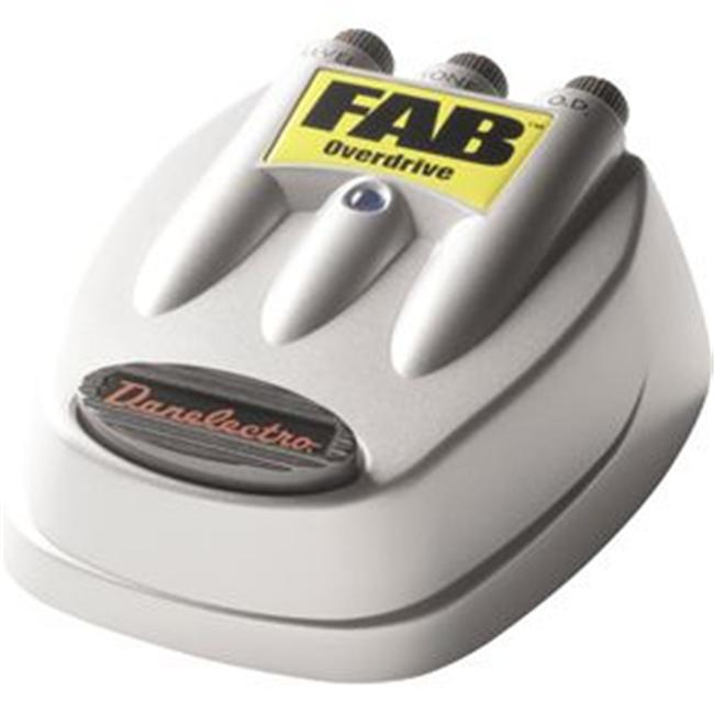 Danelectro D2 Overdrive Guitar Effects Pedal by Danelectro