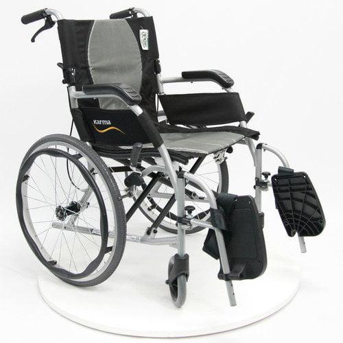 Karman Healthcare ErgoFlight Ultra Lightweight Wheelchair