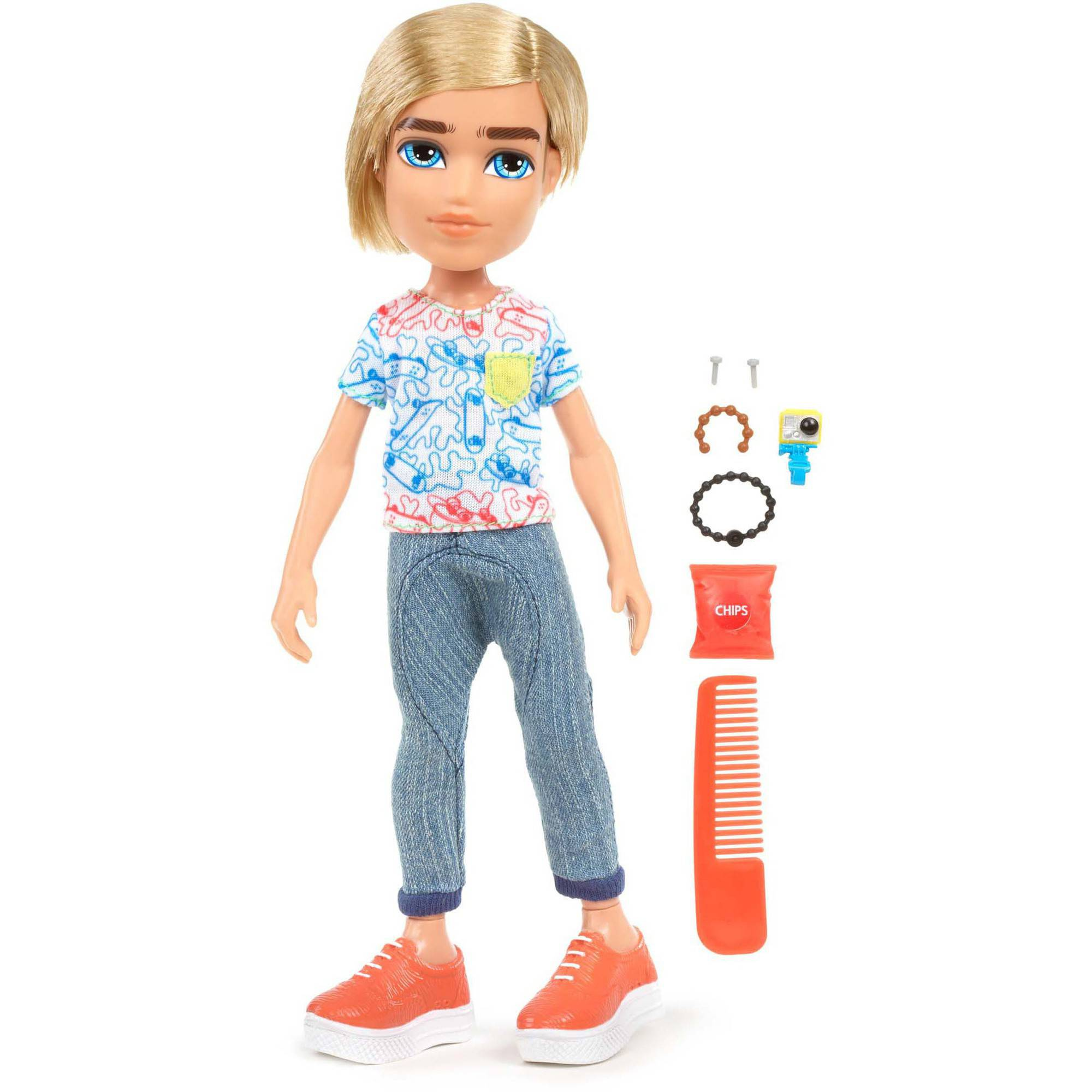Bratz Hello My Name Is Doll, Cameron by MGA Entertainment