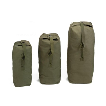 Rothco Top Load Canvas Duffle Bags 2afa023da26
