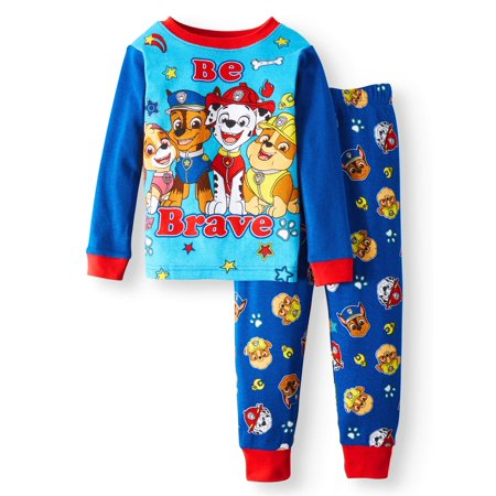 Paw Patrol Cotton Tight Fit Pajamas, 2-piece Set (Toddler Boys)