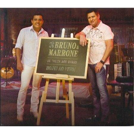 De Volta Aos Bares (CD) (Bruno & Marrone De Volta Aos Bares)
