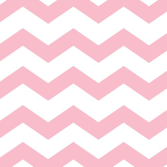 Party Creations Chevron & Polka Dots Lunch Napkins, Classic Pink, 16 Ct