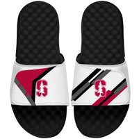 Stanford Cardinal ISlide Youth Starter Jacket Slide Sandals - White
