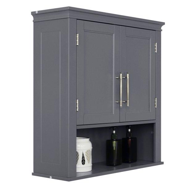 Wall Mounted Bathroom Cabinet 3 Tier, Wall Hanging Bathroom Cabinets