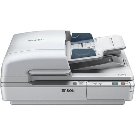 Epson Workforce Ds 7500 Document Scanner