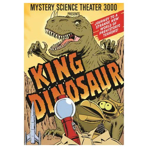 Mystery Science Theater 3000: King Dinosaur (1955)