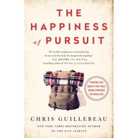 The Happiness of Pursuit - eBook