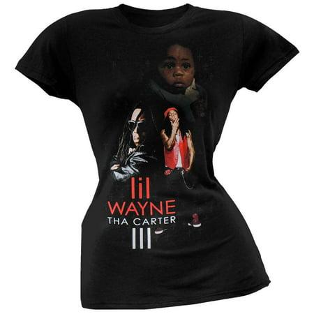 Lil Wayne - Big III Juniors T-Shirt ()