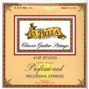 La Bella 413P Professional Studio Classical Guitar Strings