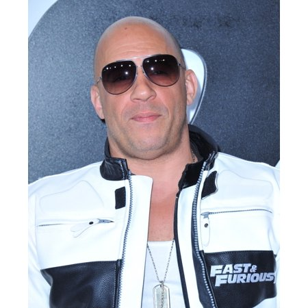 Vin Diesel At Arrivals For Furious 7 Premiere Tcl Chinese 6 Theatres Los Angeles Ca April 1 2015 Photo By Dee CerconeEverett Collection