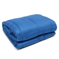 Asewin 10/15/20 lbs Home Bed Weighted Blanket  Adult Sensory Reduce Sleep Anxiety, 40x60''