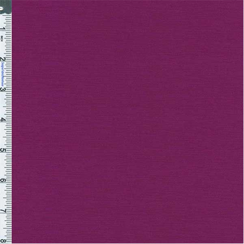 Magenta Striated Semi-sheer Knit, Fabric By the Yard