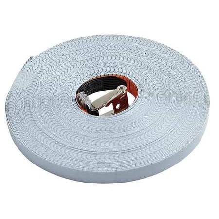 Keson Measuring Tape Blade Refill Fiberglass 1 2 x 100 Ft Hook End Ft