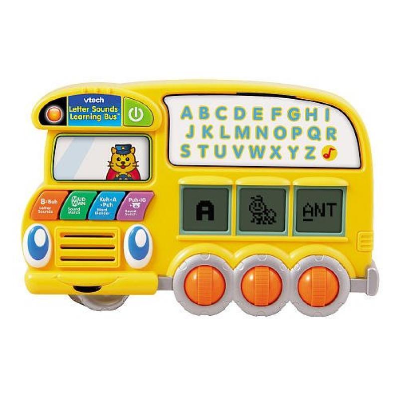 Vtech Letter Sounds Learning Bus