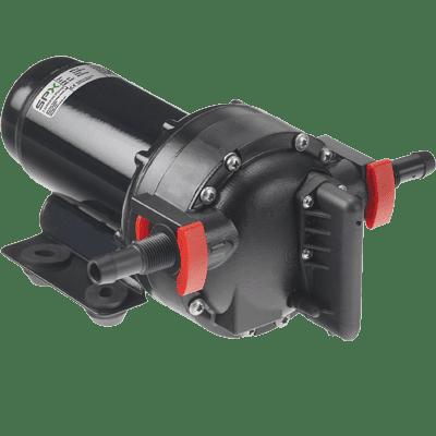 Johnson Pump #10-13406-107 AquaJet 5.2GPM Water Pressure Pump, 12V 12v Ac Backup Sump Pump