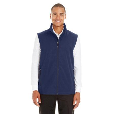 5d5524e657ff Core 365 CE701 Men s Cruise Two-Layer Fleece Bonded Soft Shell Vest ...