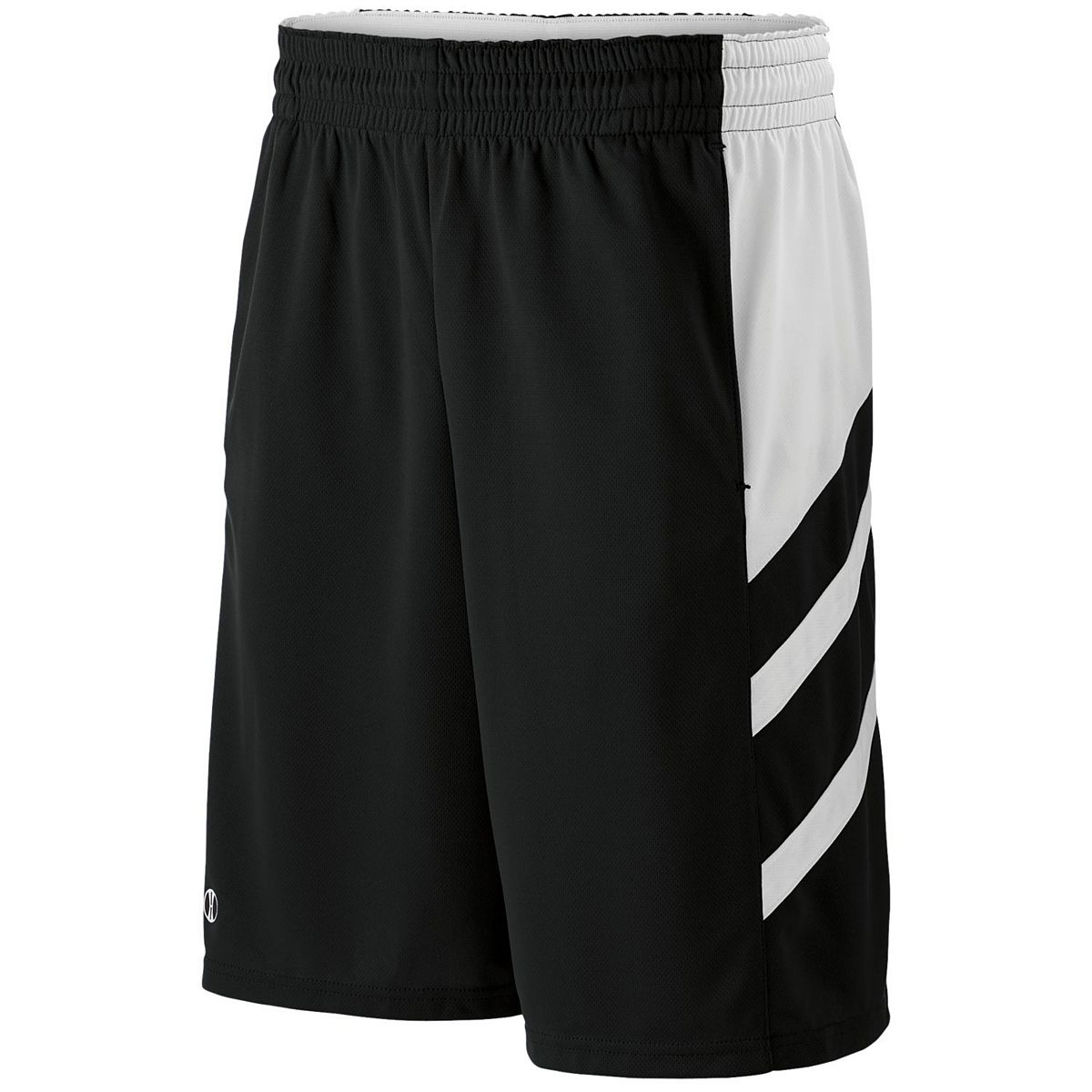 Holloway Youth Helium Short Blk/Whi M - image 1 of 1
