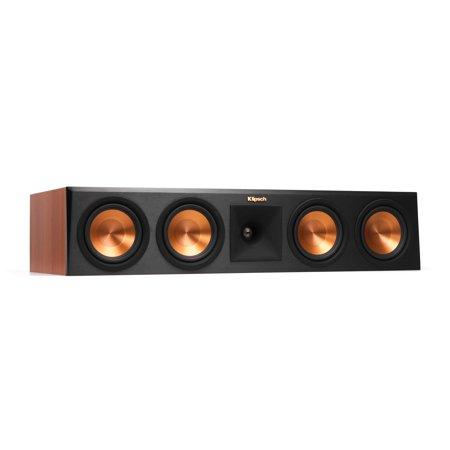 klipsch rp-450c center channel speaker - cherry (Klipsch Rc 64 Ii Center Channel Speaker)