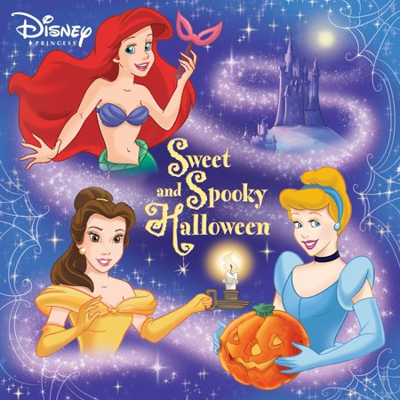 Spooky Halloween Poems (Sweet and Spooky Halloween (Disney)