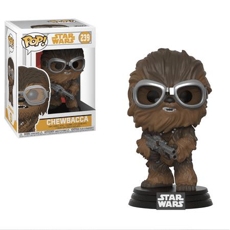 Funko Pop! Star Wars: Solo W1 - Chewie w/Goggles - Kids Pop Stars