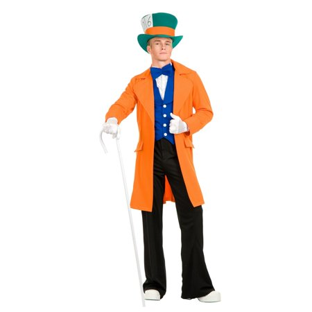 Halloween Electric Mad Hatter Adult