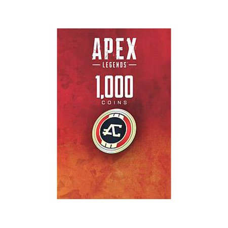 Apex 1000 Coins VR Currency, Electronic Arts, PC, [Digital Download] (Alex Games)