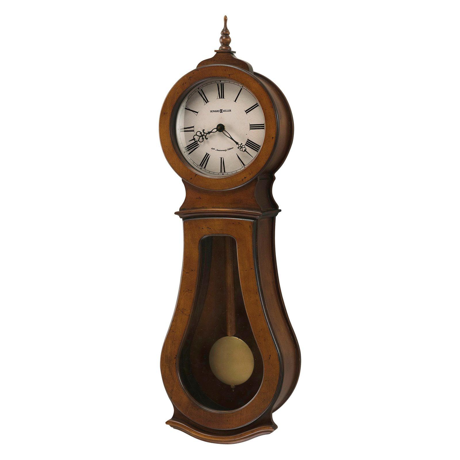 Howard Miller 625-500 Cleo Wall Clock 9-in. Wide by Howard Miller
