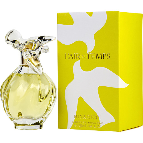 L'air Du Temps Edt Spray 3.3 Oz By Nina Ricci